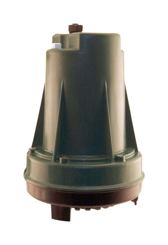 Zoeller 2 340 Gph Thermoplastic Vertical Float Switch