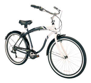 Kent  Men  26 in. Dia. Bicycle  Blue