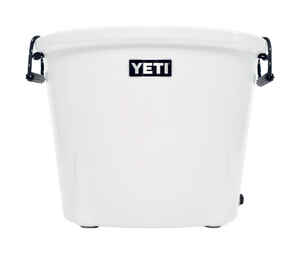 YETI  Tank 85  Beverage Tub  White
