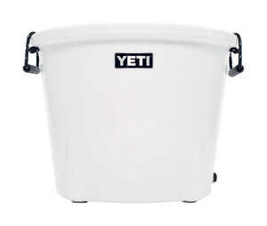 YETI  Tank 85  Beverage Tub  96 can capacity White
