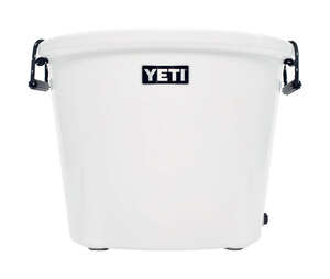 YETI  Tank 85  Beverage Tub  96 can White