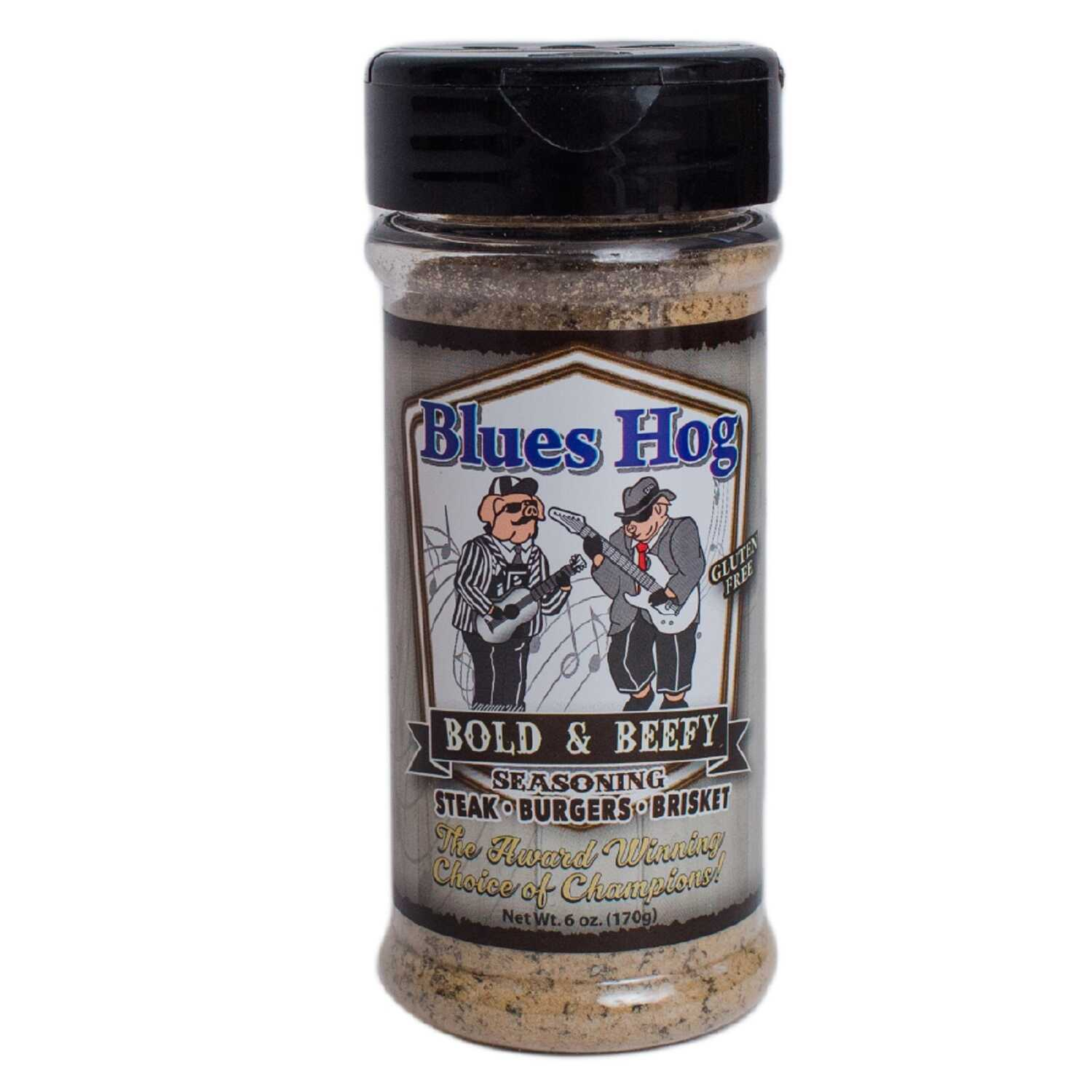 Blues Hog  Bold & Beefy  Seasoning Rub  6 oz.
