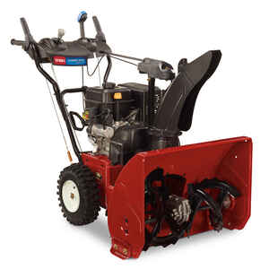 Toro  PowerMax 826  26 in. W 252 cc Two-Stage  Electric Start  Gas  Snow Blower