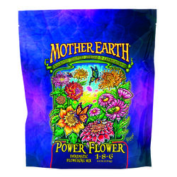 Mother Earth  Power Flower  Hydroponic Plant Supplement  4.4 lb.