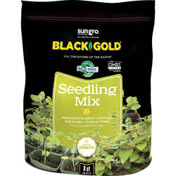 Black Gold  Organic Seed Starter Mix  8 qt.