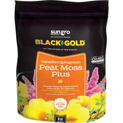 Black Gold  Organic Sphagnum Peat Moss  0.33 cu. ft.