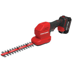 Craftsman CMCSS800C1 8 in. 20 volt Battery Hedge Trimmer Kit (Battery & Charger)