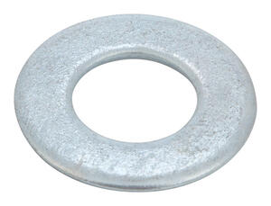 Hillman  Zinc-Plated  Steel  7/16 in. SAE Flat Washer  50 pk