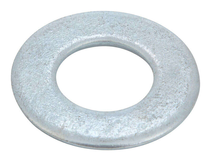 HILLMAN  Zinc-Plated  Stainless Steel  7/16 in. SAE Flat Washer  50 pk