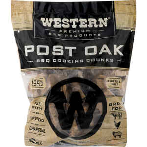Western  Oak  Cooking Chunks  549 cu. in.