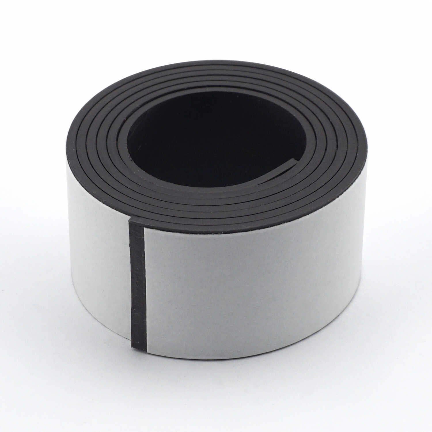 Master Magnetics  1  W x 30  L Mounting Tape  Black  The Magnet Source