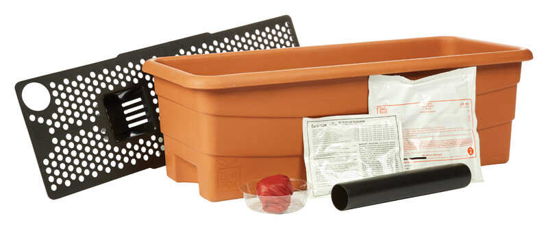 EarthBox  Garden Kit  Terracotta