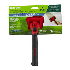 Shur-Line  9 in. W Applicator  For Flat Surfaces