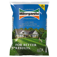Deals on 4 Milorganite Organic Slow-Release Nitrogen Fertilizer 32lb