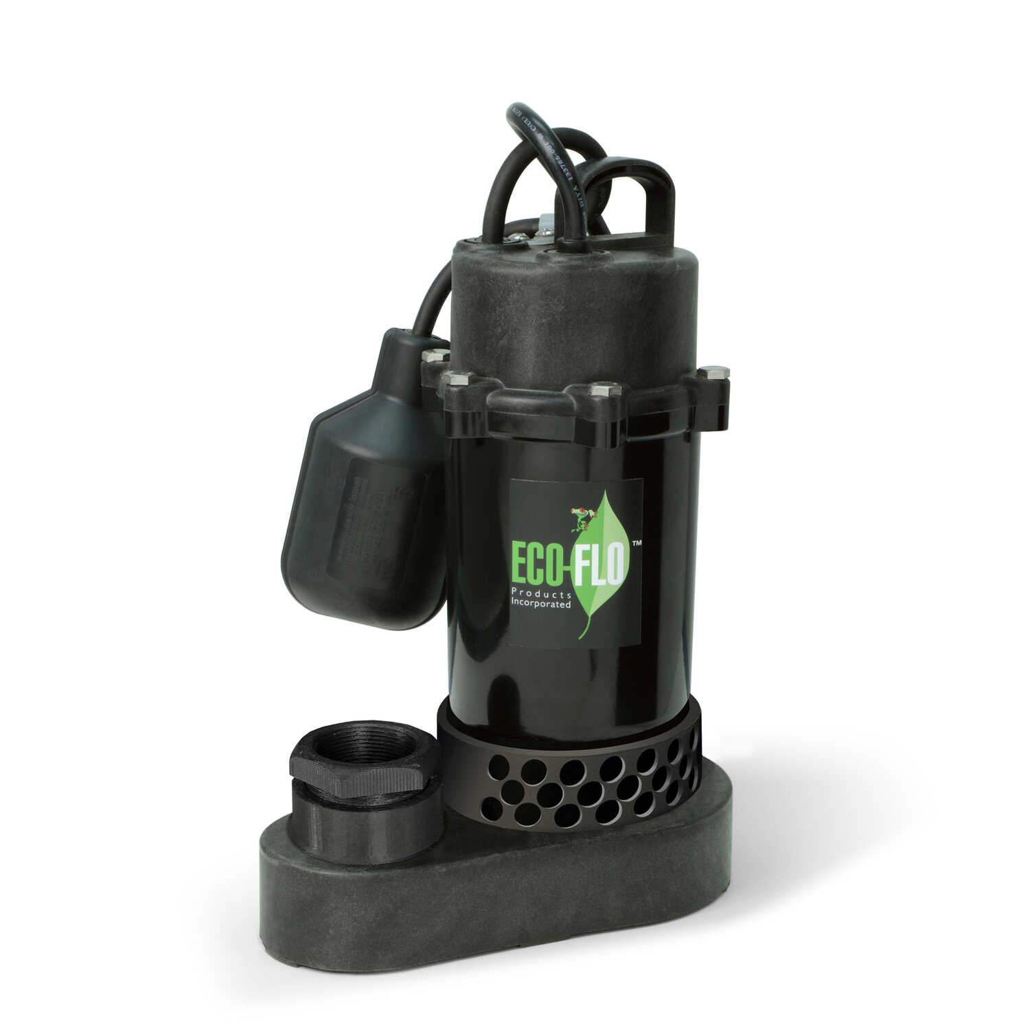 Ecoflo  1/3 hp 3600 gph Aluminum  Submersible Sump Pump