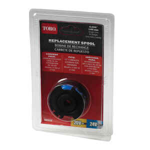 Toro  .065 in. Dia. Replacement Line Trimmer Spool