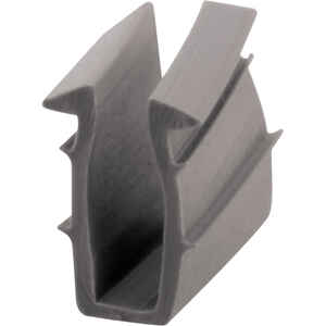 Prime-Line  Gray  Glazing Channel  1 pk