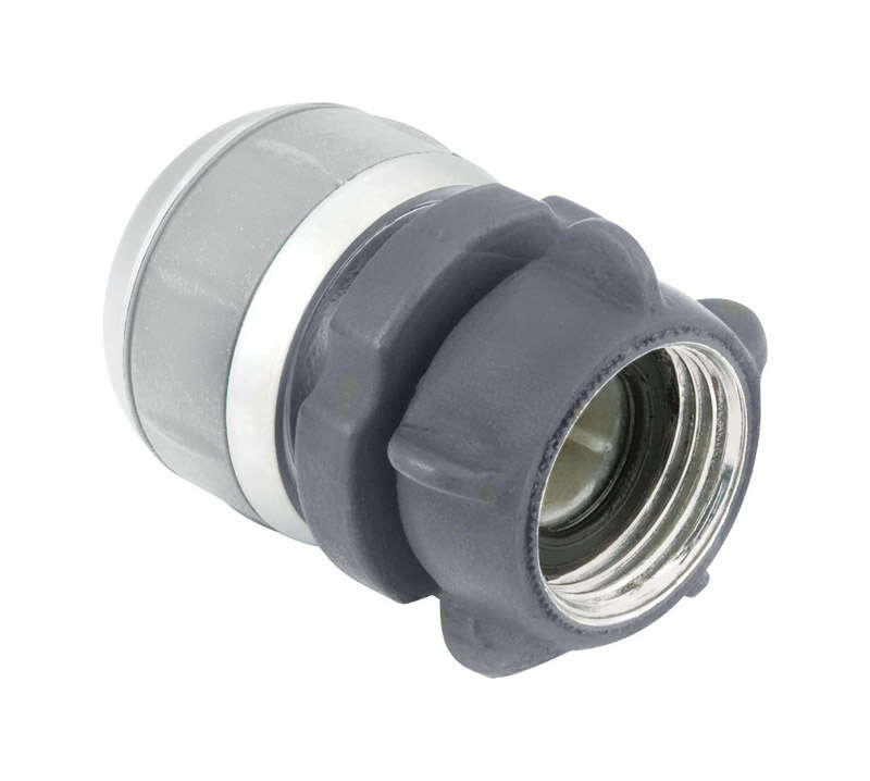 Gilmour  Metal  Threaded  Female  Compression Coupling