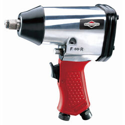 Briggs & Stratton  1/2 in. drive Air Impact Wrench  90 psi 250 ft./lbs. 7000 rpm
