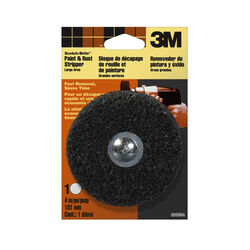 3M Scotch-Brite 4 in. Paint and Rust Stripper