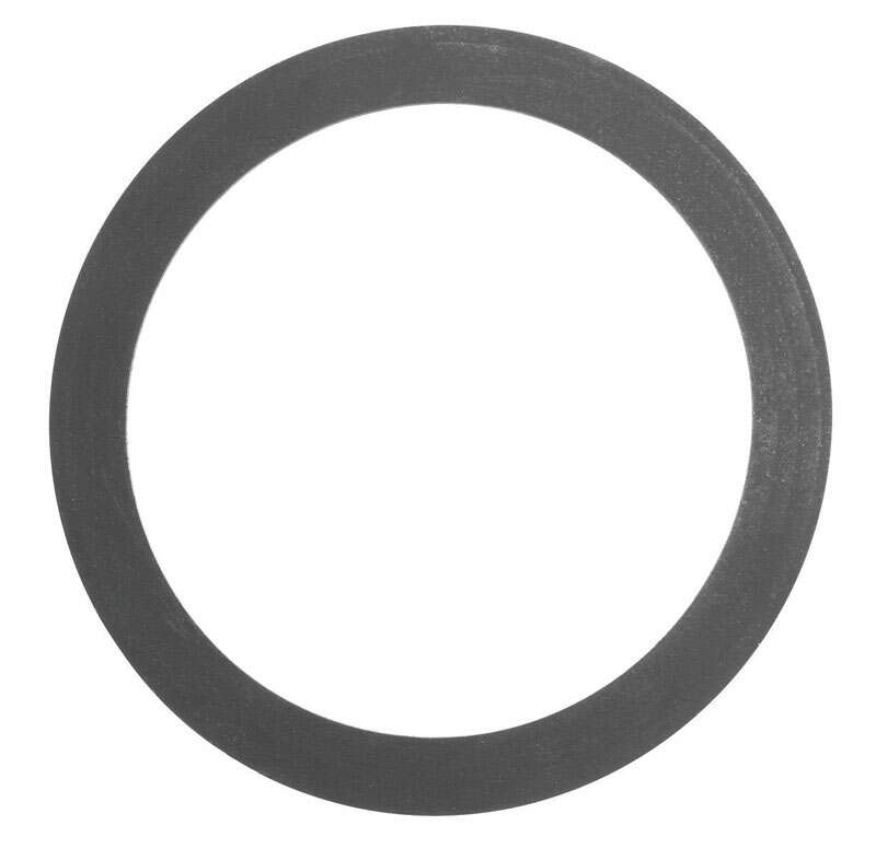 Danco  3-1/2 in. Dia. Rubber  Washer  1 pk
