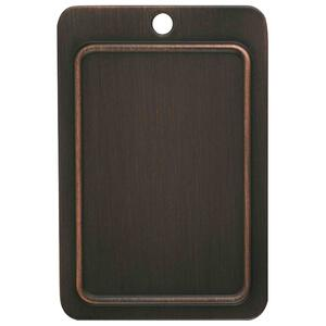 Amerock  Grace Revitalize Collection  Pull  Oil Rubbed Bronze  1 pk