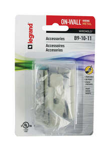 Wiremold  Accessory Kit
