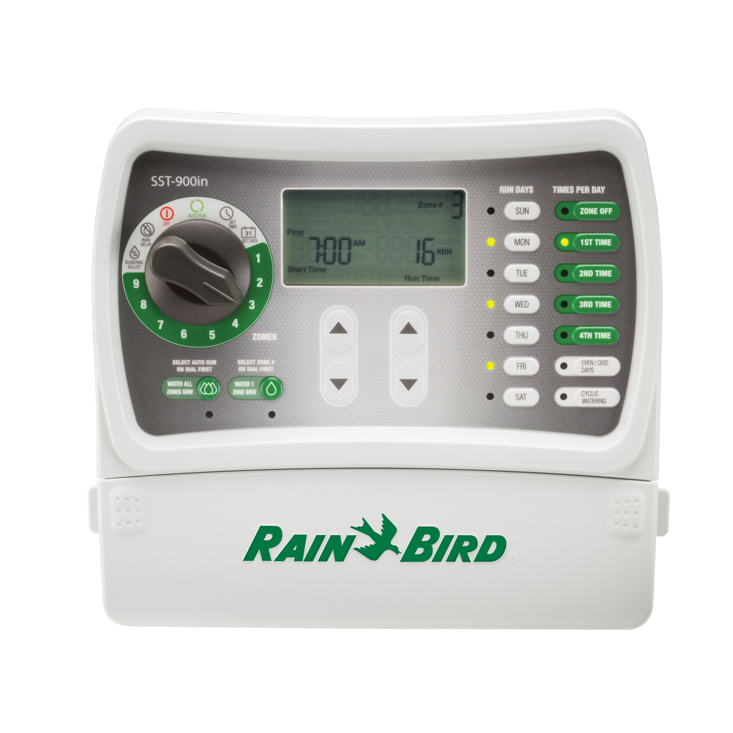 Rain Bird  Programmable 9 zone Sprinkler Timer