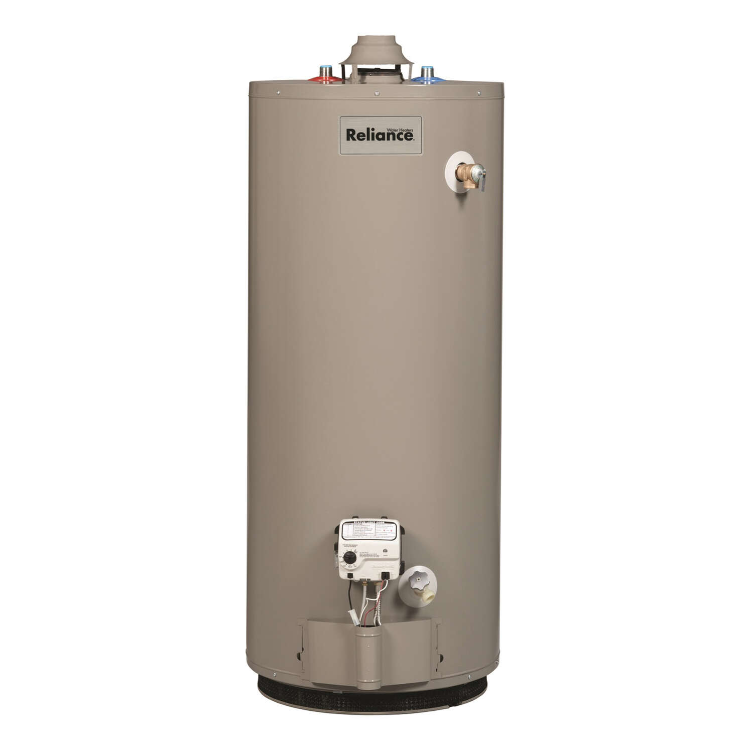 Reliance  30 gal. 35500 BTU Natural Gas  Water Heater