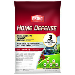 Ortho  Home Defense  Granules  Insect Killer  10 lb.