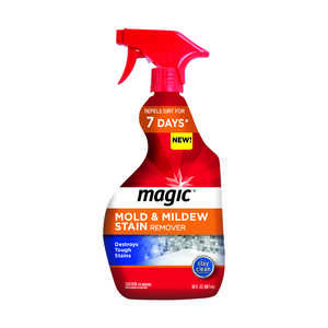 Magic  Citrus Scent 30 oz. Mold and Mildew Stain Remover