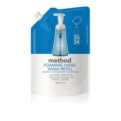 Method  Sea Mineral Scent Foam Hand Wash  28 oz.