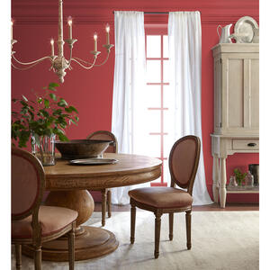 Magnolia Home  by Joanna Gaines  Matte  Vine Ripened Tomato  Deep Base  Acrylic  Paint  1 gal.