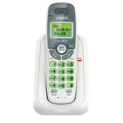 Vtech  Digital  Cordless Multicolored  Telephone  1 Number of Handsets