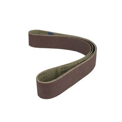 C.H. Hanson  Norse  42 in. L x 2 in. W Aluminum Oxide  Sanding Belt  80 Grit Medium  3 pc.