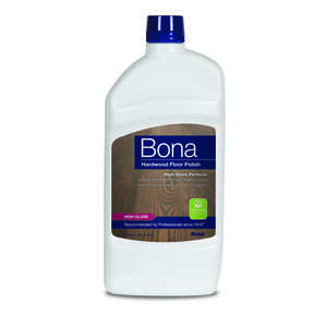 Bona  High Gloss  Hardwood Floor Polish  Liquid  36 oz.