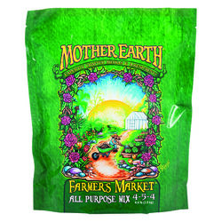 Mother Earth  Farmer's Market  Hydroponic Plant Nutrients  4.4 lb.