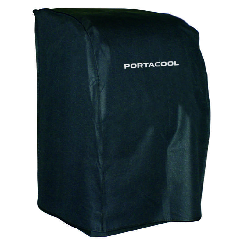 Portacool  Vinyl  Evaporative Cooler Cover  Black
