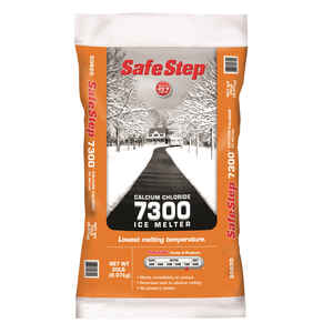 Safe Step  7300  Calcium Chloride  Ice Melt  20 lb. Pellet