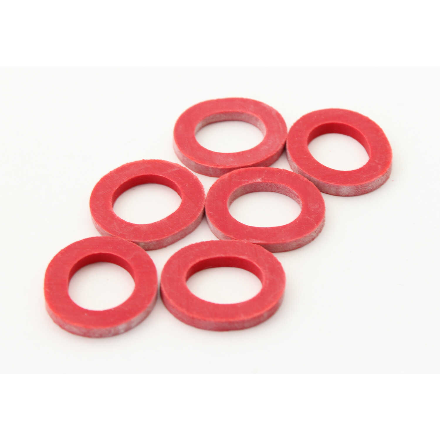 Ace  3/4 in. Dia. Rubber  Garden Hose Coupling Washer  6