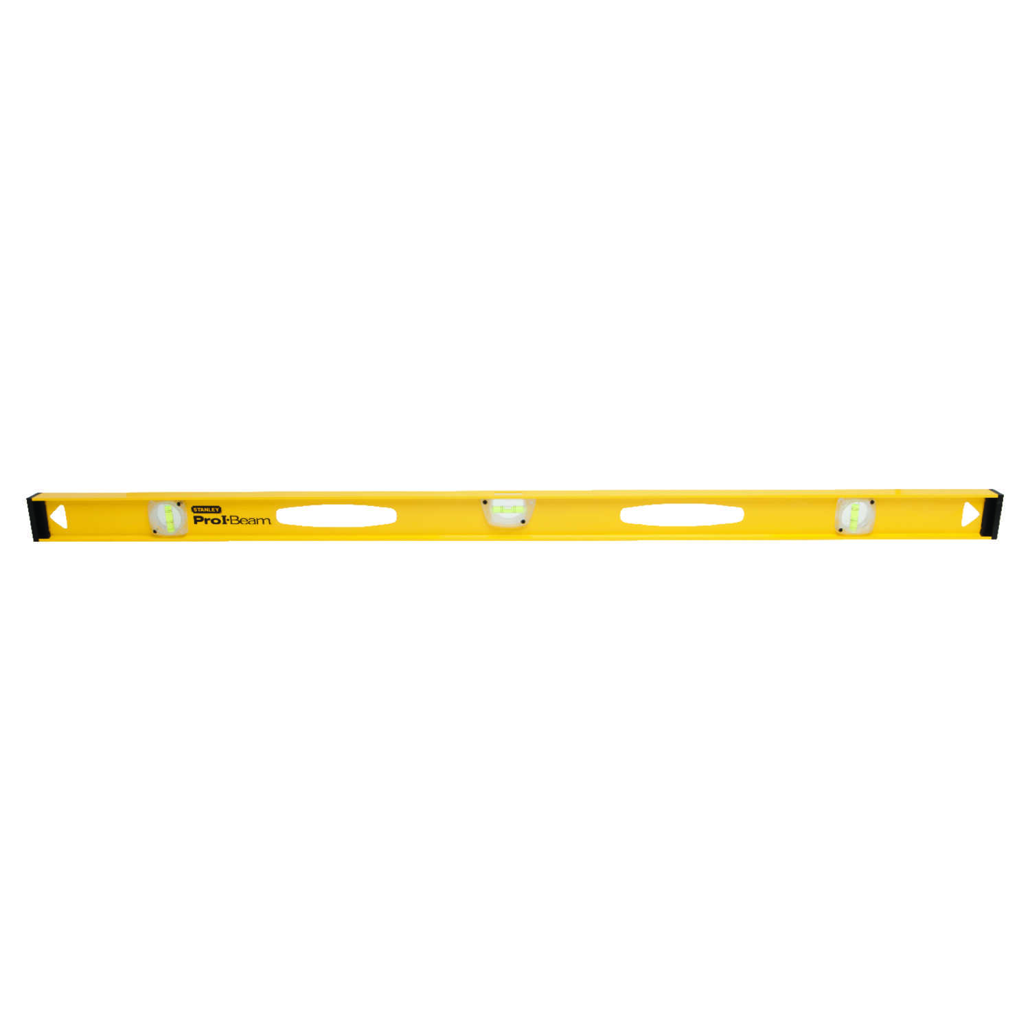 Stanley  48 in. Aluminum  I-Beam  Level  3
