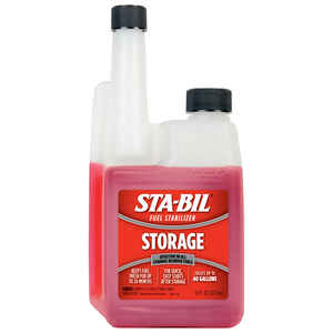 STA-BIL  2 and 4 Cycles  Marine Fuel System Cleaner and Stabilizer  16 oz.