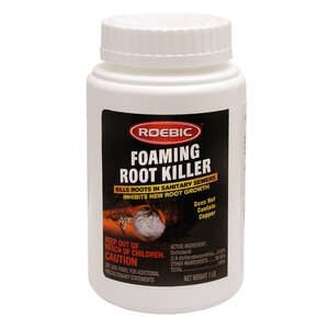 Roebic  Foaming  Granules  Main Line Cleaner  1 lb.