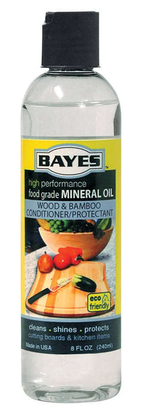 Bayes  Mineral Oil  8 oz. Liquid