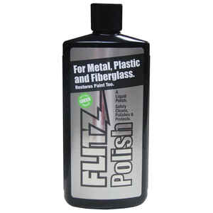 Flitz  Metal Polish  7.6 oz. Cream
