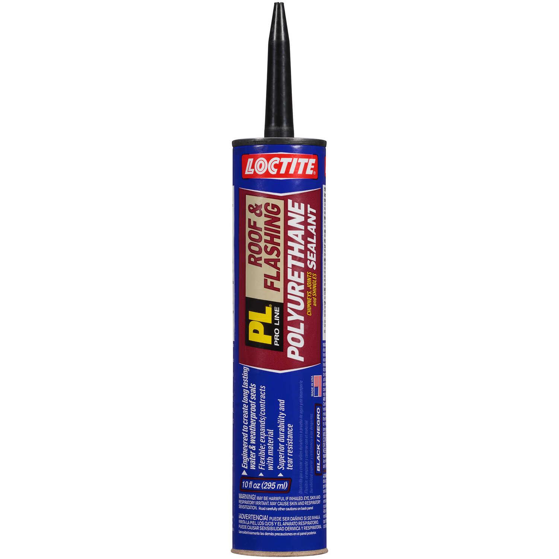 Loctite Pl Matte Black Polyurethane Roof Sealant 10 Oz