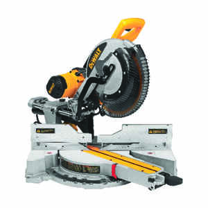 DeWalt  12 in. Corded  Compound Miter Saw  120 volt 15 amps 3,800 rpm
