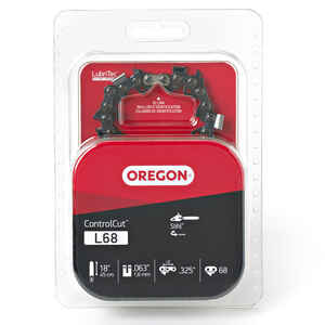 Oregon  Control Cut  18 in. 68 links Chainsaw Chain