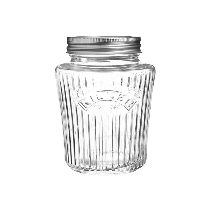 Kilner  Regular Mouth  Canning Jar  0.5 L 1 pk