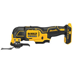 DeWalt Atomic 20 volt Cordless Oscillating Multi-Tool Bare Tool 18000 opm